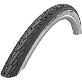 "SCHWALBE Road Cruiser Clincher Tyre 20"" K-Guard Active, czarny/biały"